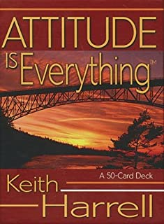 Attitude Is Everything for Success Cards