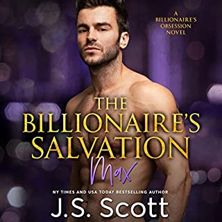 The Billionaire's Salvation audiobook cover art