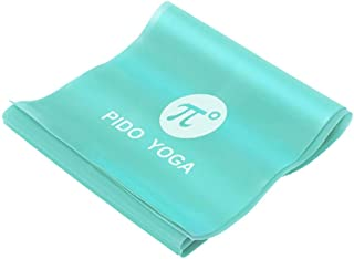 WWWW pido Yoga Pull Band 183x15cm TPE Resistance Band Fitness Pilates Sports Rubber Tension Band Training Expander Elastic Strength Loop Band