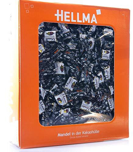 Hellma Mandel in Kakaohülle - Ca. 380 Stk.
