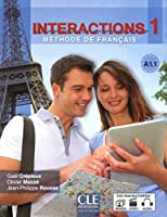 Interactions: Livre + DVD-Rom A1.1