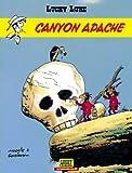 Les Indispensables de la BD, Lucky Luke, tome 6 - Canyon Apache - Dargaud - 05/01/2002