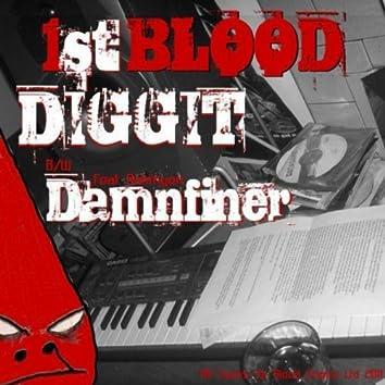 Diggit / Damnfiner EP