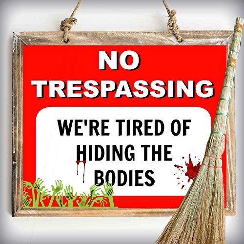 Funny Zombie print hipster creepers Blood Zombies art Dead ones Zombie poster No Trespassing Zombie lovers gift Halloween decor The walking dead art Dorm decor