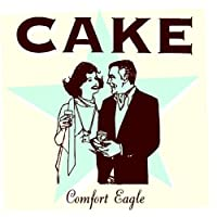 Comfort Eagle by Cake