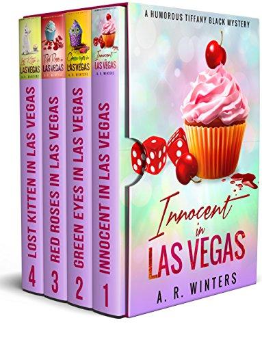 Innocent in Las Vegas Box Set: Tiffany Black Mysteries Books 1-4 (Tiffany Black Mysteries Box Set Book 1) (English Edition)