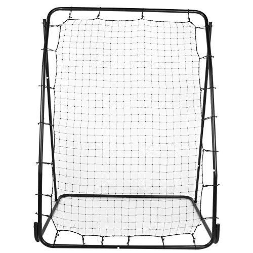 Wakects Baseballnetz,Tor Rückprallwand Netz 64 * 44-Zoll-tragbares Baseball-Softball-Trainingsnetz mit einem einzelnen Zielrahmen,Perfekt für Schlag- Feld- Pitching- und Soft-Toss-Übungen