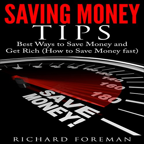 Saving Money Tips audiobook cover art