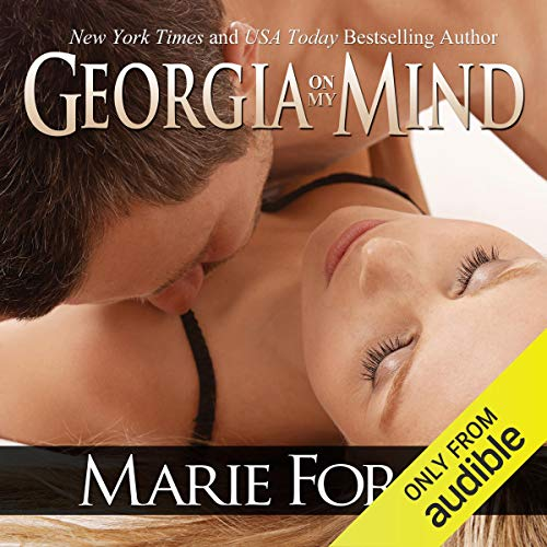 Georgia on My Mind: A Sexy Contemporary Romance audiobook cover art