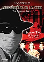 Invisible Man: Season 2 2006 Charles Gray, Sarah Lawson, James Raglan