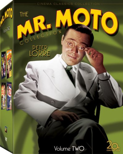 Mr. Moto Collection: Volume 2 (Mr. Moto's Gamble / Mr. Moto in Danger Island / Mr. Moto Takes a Vacation / Mr. Moto's Last Warning)