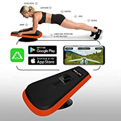 "STEALTH PERSONAL is a health club quality fitness product that will push you to a new level of core training in the privacy of your own home. PLAY GAMES on your smartphone by using your Abs. The Stealth Body Fitness app is FREE and includes 2 games ""..."
