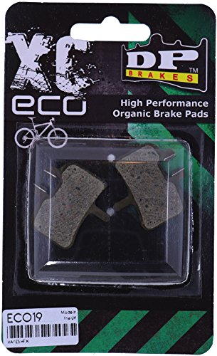 DP Brakes - XC ECO Organic Disc Brake Pads for Hayes HFX Brake Systems