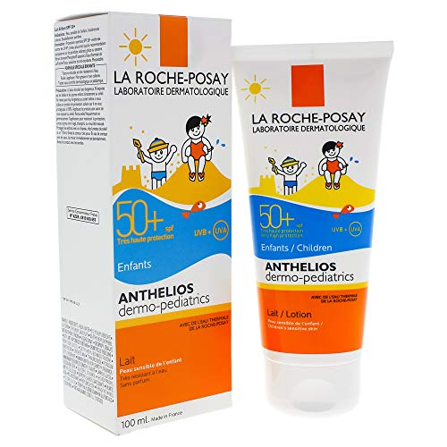 la Roche Posay Anthelios Latte Solare Dermopediatrics Spf50+ - 100 ml