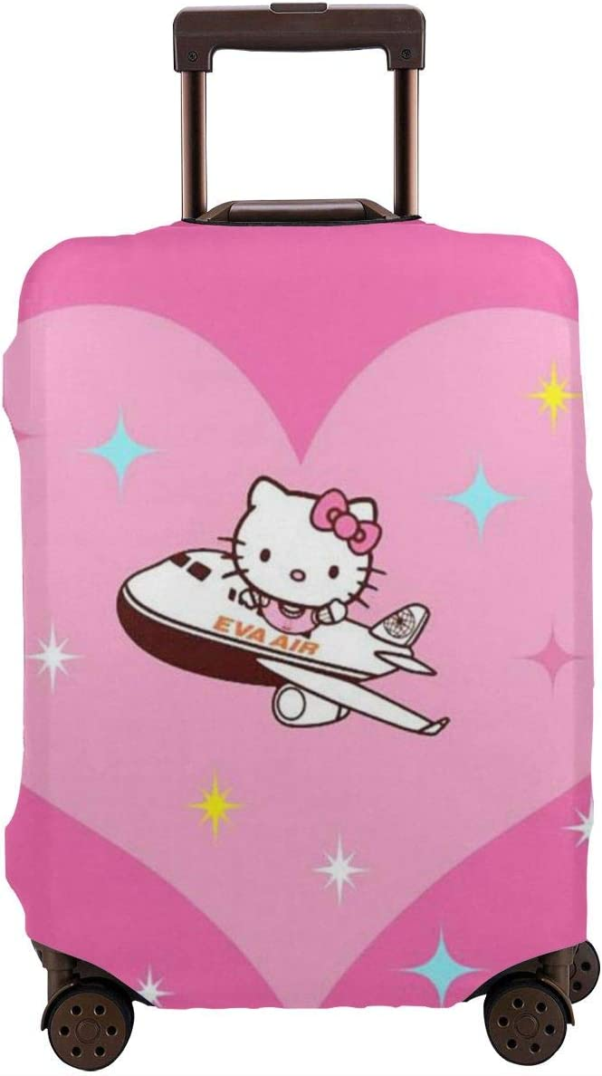 Travel Luggage depot Cover Flying wholesale Hello Kitty Suitcase Washa Protector