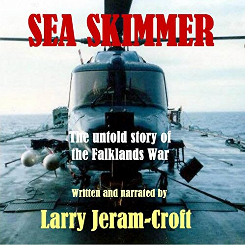 Sea Skimmer audiobook cover art