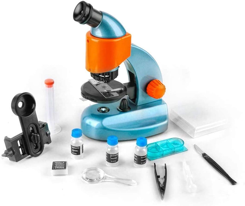 バッグとんでもない蓋SOLOMARK 単眼実体顕微鏡 20X-200X倍率 連続スムーズ LED光源付 立体顕微鏡 学生 子供 初心者学習用 日本語説明書とスマートフォンアダプター付き