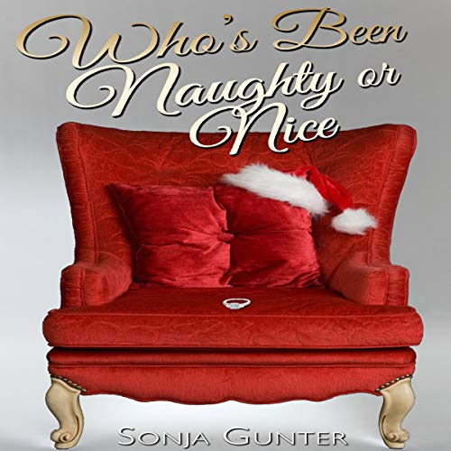 Who's Been Naughty or Nice audiobook cover art