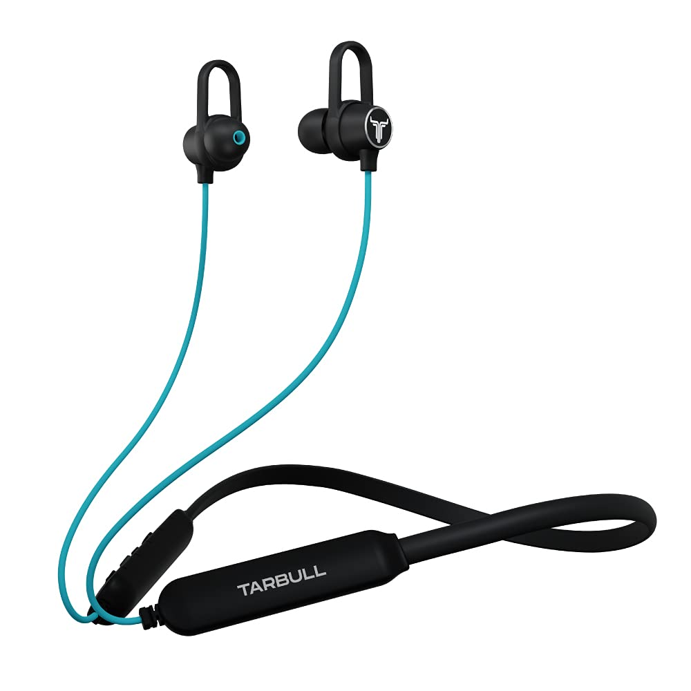 Tarbull Musicmate 550 Bluetooth Neckband with Preloaded 1001 Songs Launched