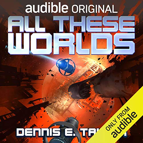 All These Worlds audiobook cover art