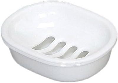 アイリスオーヤマ 石鹸台 パールホワイト BC-140AG