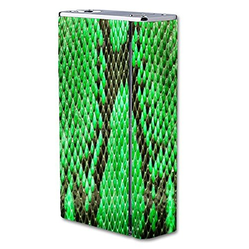 Decal Sticker Skin WRAP Snakeskin for Smok X Cube II 160W TC