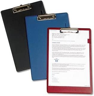 FSC Mix Rosso Hellblau con meccanismo di bloccaggio e Occhiello per appenderlo herlitz 10842409/Portablocco A4 Rivestimento in Carta Kraft