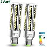 Ampoule Led E27 20W Lampes E27 Led Blanc Froid équivalent ampoules à incandescence...