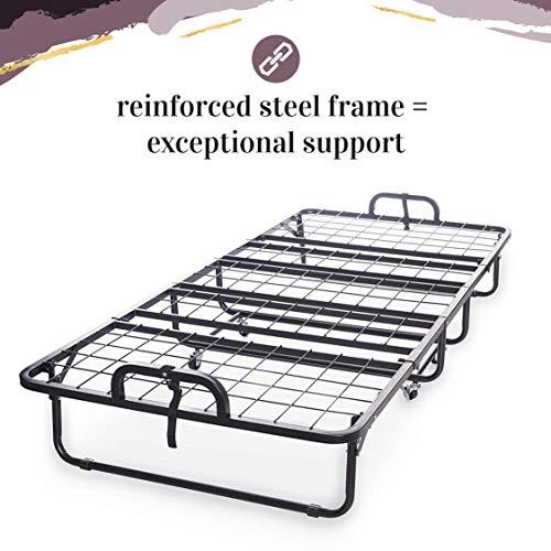 Milliard Diplomat Folding Bed -Twin