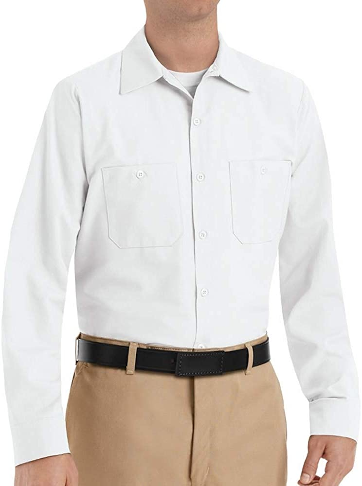 Big and Tall Extra Long Ultra Full Cut Work and Casual Shirts in Size 6XL to 10XL in Navy, Orange, Charcoal and White