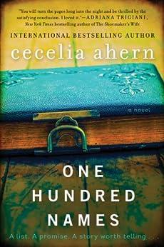 One Hundred Names: A Novel by [Cecelia Ahern]