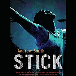 Stick audiobook cover art