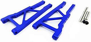 Atomik RC Traxxas XO-1 1:7 Aluminum Alloy Front Lower Arm Hop Up Upgrade, Blue Replaces Traxxas Part 3655X