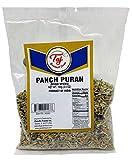 TAJ Premium Indian Panch Puran (5 Spice Blend), (3.5 Ounce)