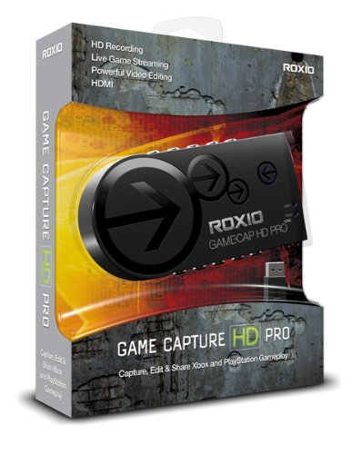 Roxio Game Capture HD Pro (Xbo 360/PS3)