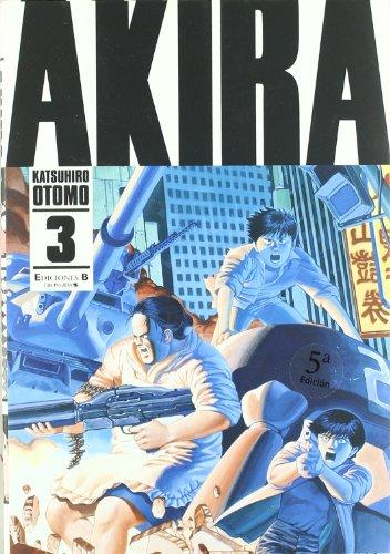 Revelaciones (Akira (B/N) 3) (B CÓMIC)