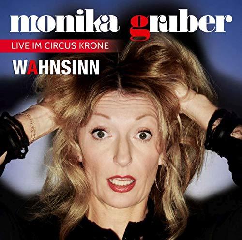 Monika Gruber   Wahnsinn!/CD