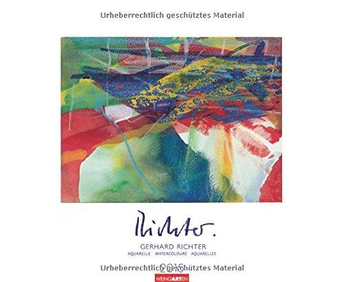 Gerhard Richter - Aquarelle 2015