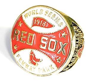 Finding Nostalgia 1918 Boston Red Sox Replica World Series Ring