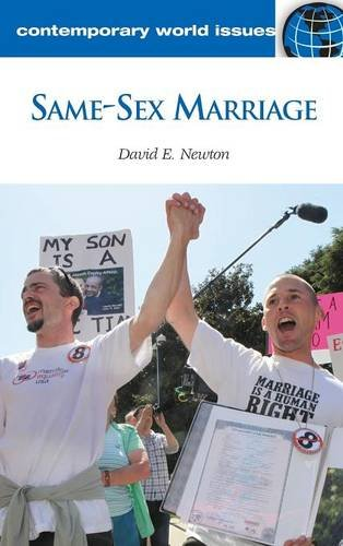Same-Sex Marriage: A Reference Handbook (Contemporary World Issues)の詳細を見る