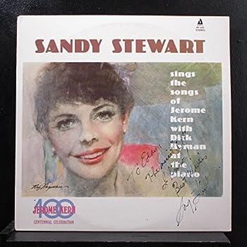Sandy Stewart Dick Hyman - Sings The Songs Of Jerome Kern - Lp Vinyl Record