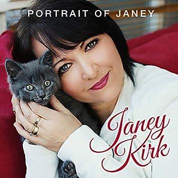 Portrait of Janey