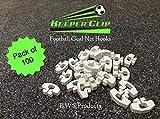 Ganchos con clip para redes de porterías de fútbol de...