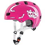 Uvex Kinder kid 3 Fahrradhelm, Rosa (Scary Pink), 55-58 cm