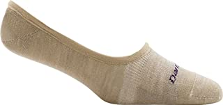 Top Down Solid No Show Light Sock - Women's