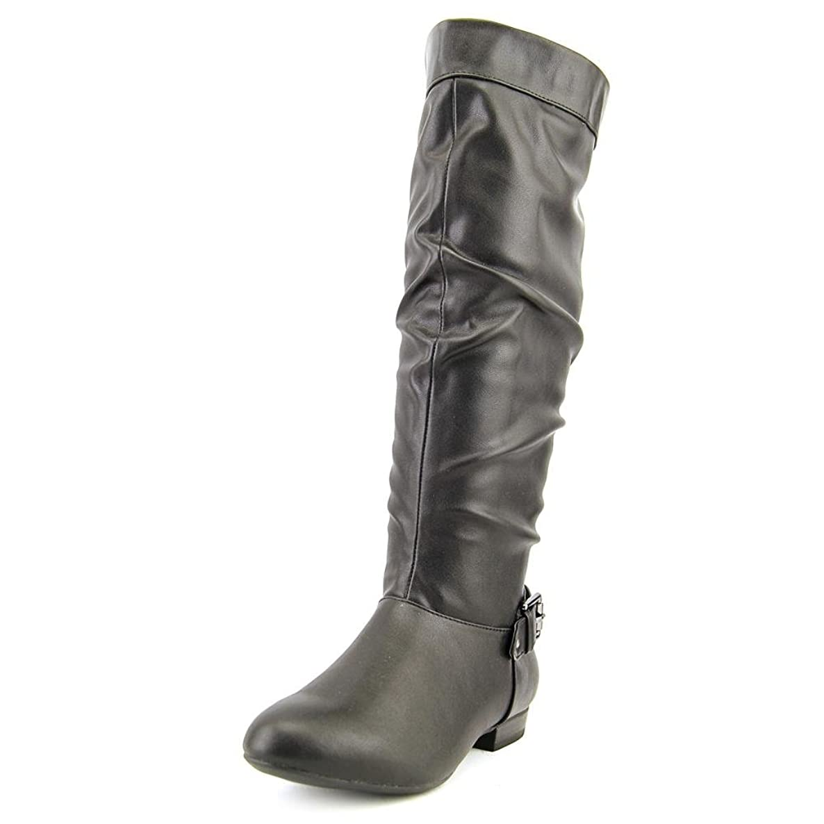 ヘッドレス石化する不安定なStyle & Co. Womens Pettra Closed Toe Fashion Boots