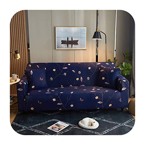 KASHINO Fundas de sofá para sala de estar, moderna, elásticas, fundas de sofá, fundas protectoras de silla, decoración del hogar, 1/2/3/4 plazas-014-asiento individual 90 x 140 cm