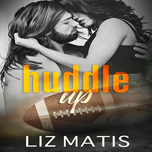 Huddle Up  audiobook cover art