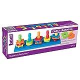 PlayMonster Lauri Shape & Color Sorter, 2114, Multicolor