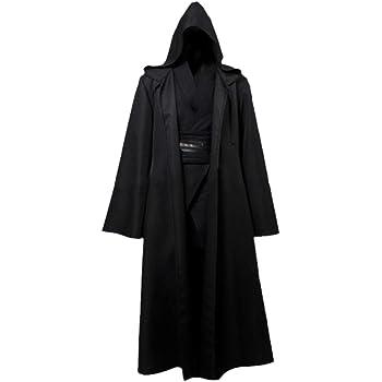 Disfraz de capa unisex, de Moresave, largo completo, con capucha ...